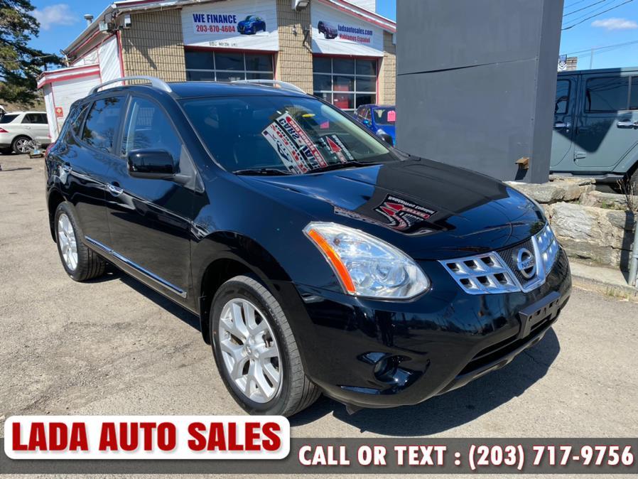 Used Nissan Rogue AWD 4dr SV 2011 | Lada Auto Sales. Bridgeport, Connecticut