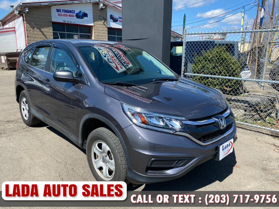 Used 2016 Honda CR-V in Bridgeport, Connecticut | Lada Auto Sales. Bridgeport, Connecticut