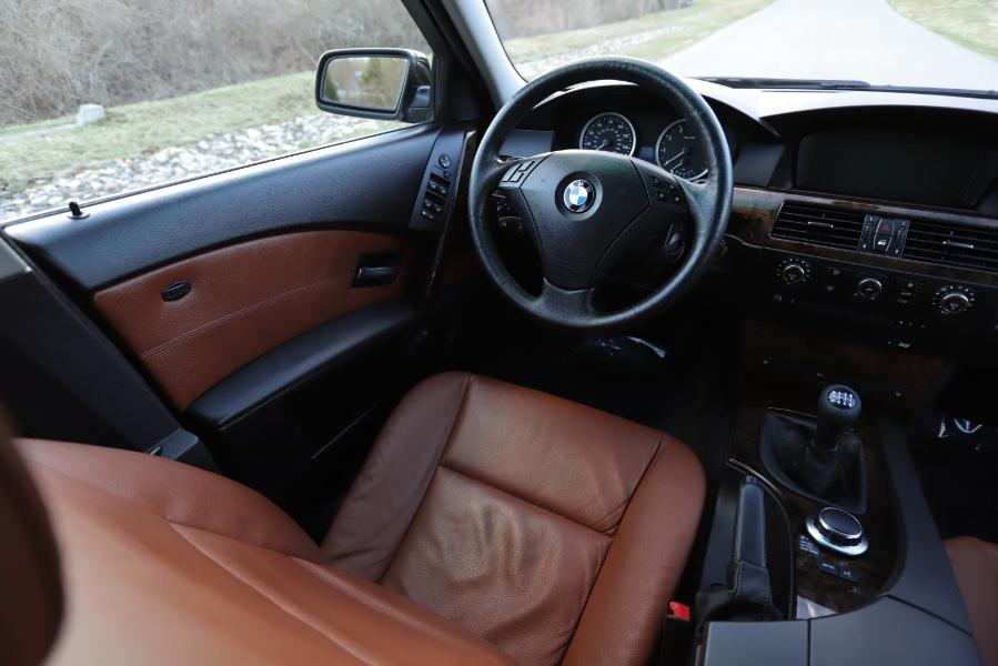 Used BMW 5 Series 530xi 4dr Sports Wgn AWD 2006 | Meccanic Shop North Inc. North Salem, New York