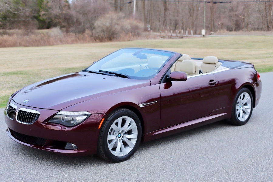 Used 2008 BMW 6 Series in North Salem, New York | Meccanic Shop North Inc. North Salem, New York