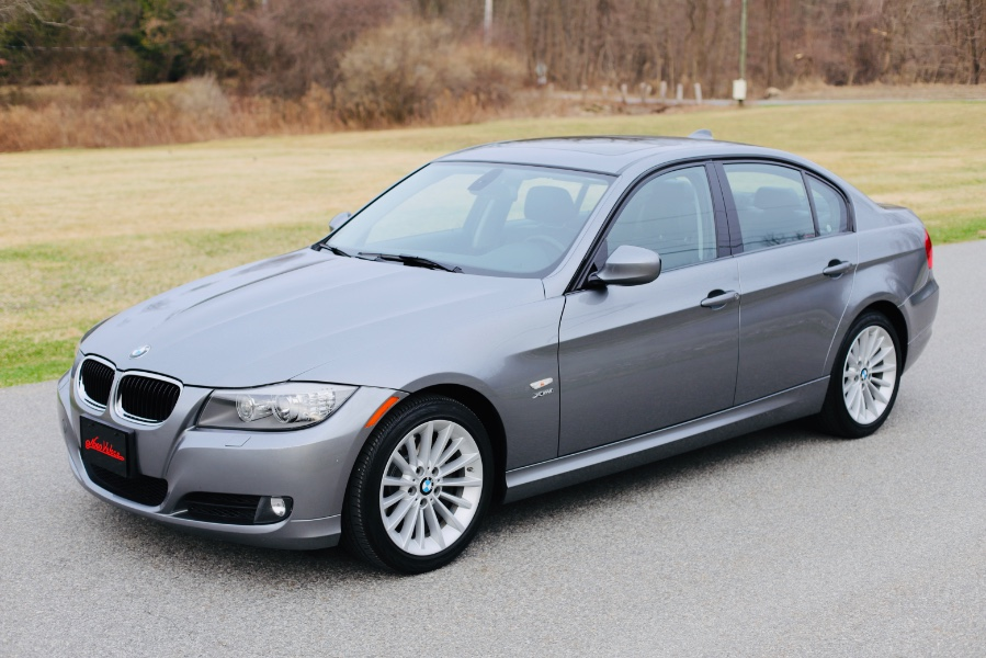 2010 BMW 3 Series 4dr Sdn 328i xDrive AWD SULEV, available for sale in North Salem, NY