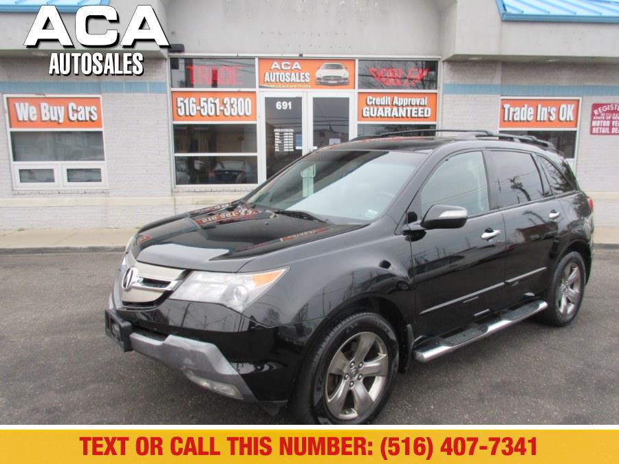 Used Acura MDX 4WD 4dr Sport/Entertainment Pkg 2008 | ACA Auto Sales. Lynbrook, New York