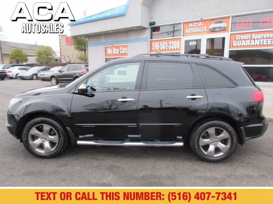 Used Acura MDX 4WD 4dr Sport/Entertainment Pkg 2008 | ACA Auto Sales. Lynbrook, New York
