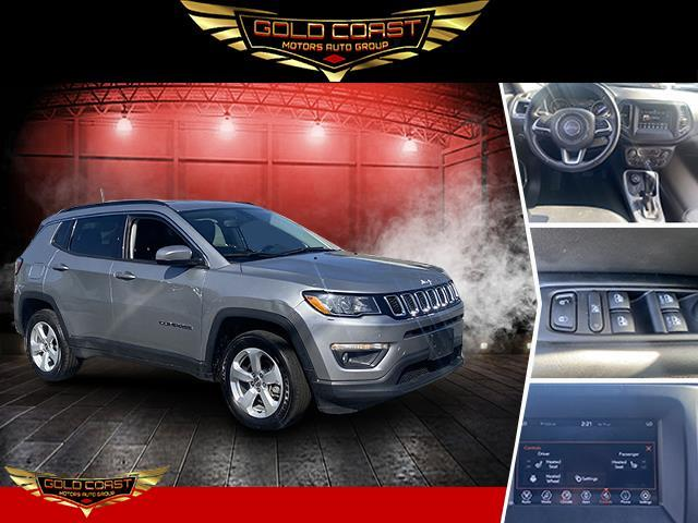 Used Jeep Compass Latitude 4x4 2020 | Sunrise Auto Outlet. Amityville, New York