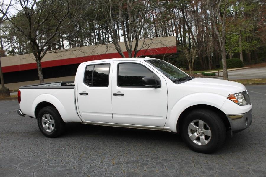 Used Nissan Frontier 2WD Crew Cab LWB Auto SV 2011 | HHH Auto Sales LLC. Marietta, Georgia