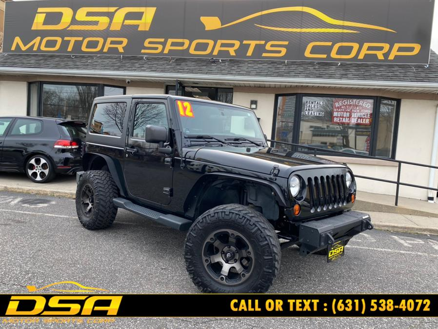 Used 2012 Jeep Wrangler in Commack, New York | DSA Motor Sports Corp. Commack, New York