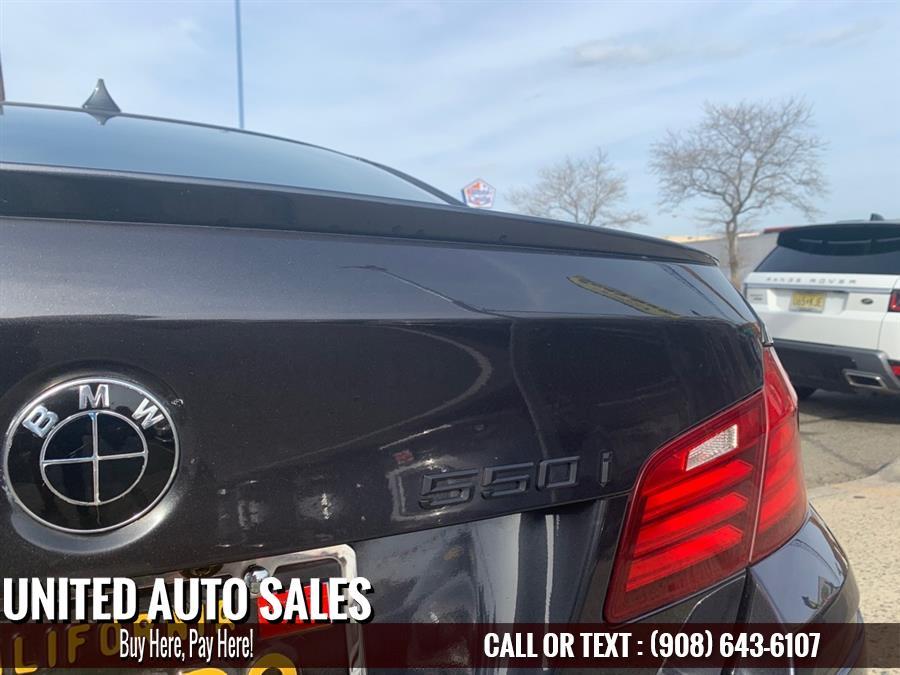Used BMW 550 XI 2014 | United Auto Sale. Newark, New Jersey