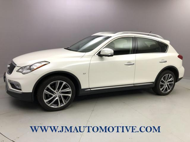 Used 2017 Infiniti Qx50 in Naugatuck, Connecticut | J&M Automotive Sls&Svc LLC. Naugatuck, Connecticut