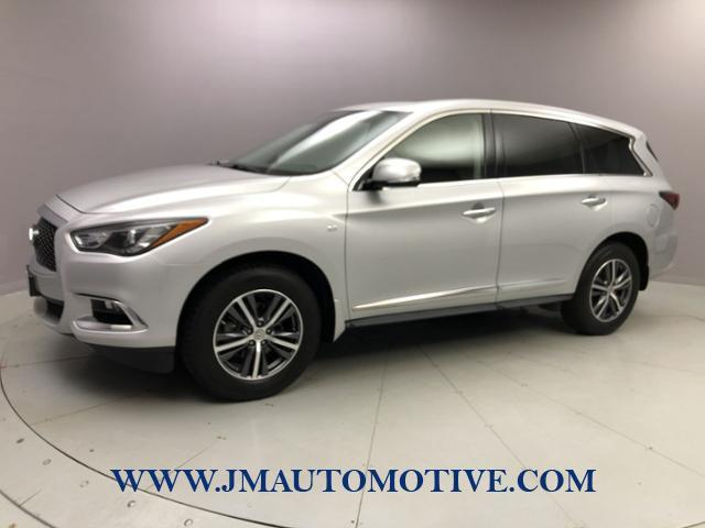 Used 2017 Infiniti Qx60 in Naugatuck, Connecticut | J&M Automotive Sls&Svc LLC. Naugatuck, Connecticut