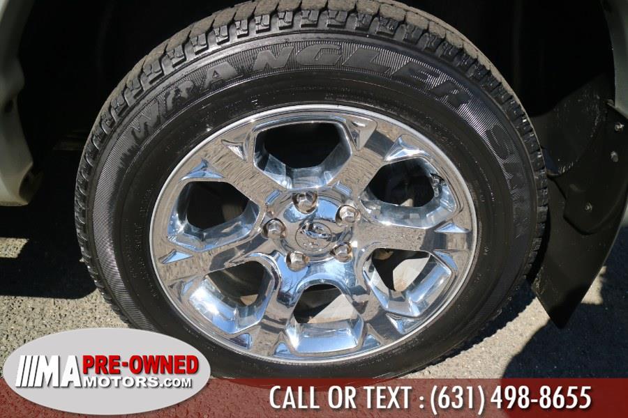 "Used Ram 1500 eco deisel 4WD Crew Cab 140.5"" Laramie eco deisel 2016 | M & A Motors. Huntington, New York"