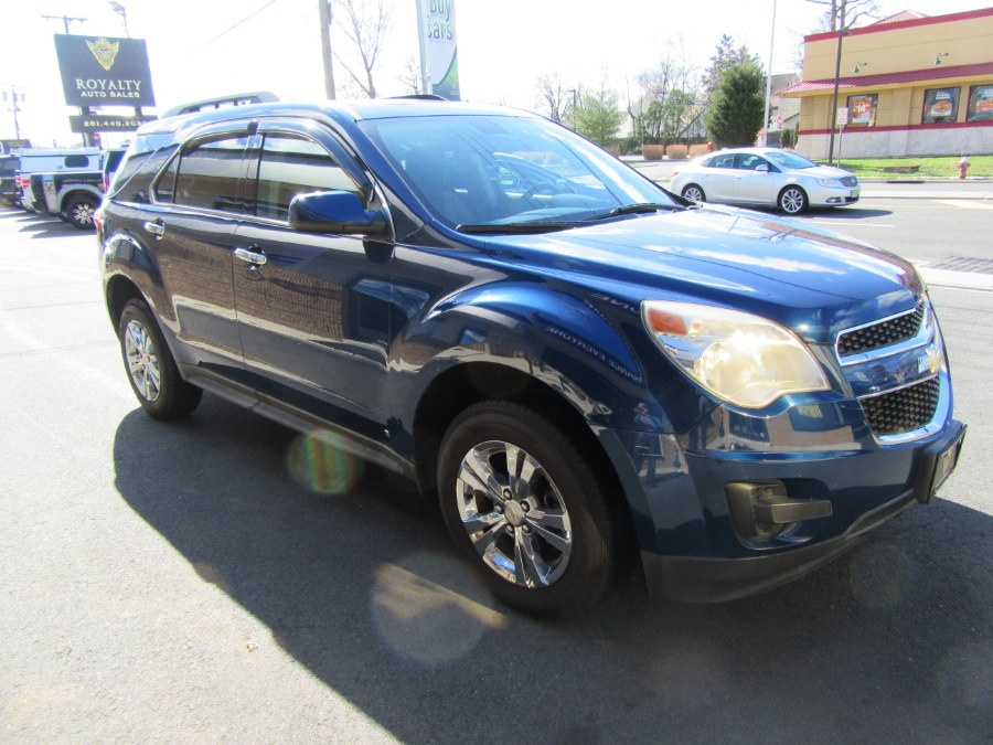 Used Chevrolet Equinox AWD 4dr LT w/1LT 2010 | Royalty Auto Sales. Little Ferry, New Jersey