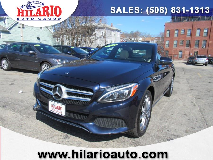 Used Mercedes-Benz C-Class 4MATIC 2018 | Hilario's Auto Sales Inc.. Worcester, Massachusetts