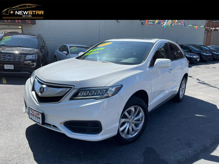 Used 2017 Acura RDX in Chelsea, Massachusetts | New Star Motors. Chelsea, Massachusetts
