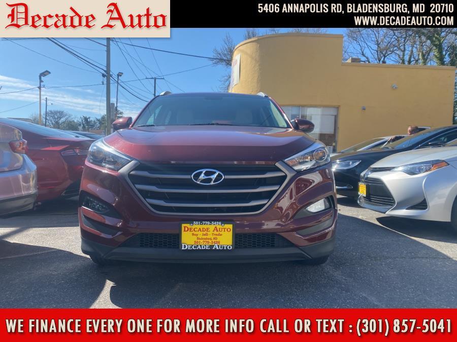 Used 2016 Hyundai Tucson in Bladensburg, Maryland | Decade Auto. Bladensburg, Maryland