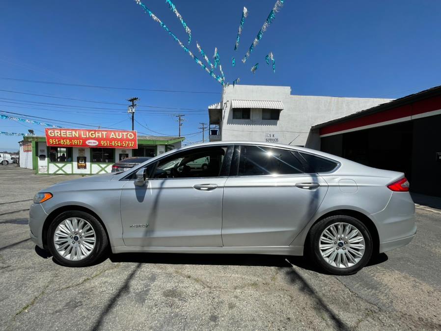 Used Ford Fusion 4dr Sdn SE Hybrid FWD 2016 | Green Light Auto. Corona, California