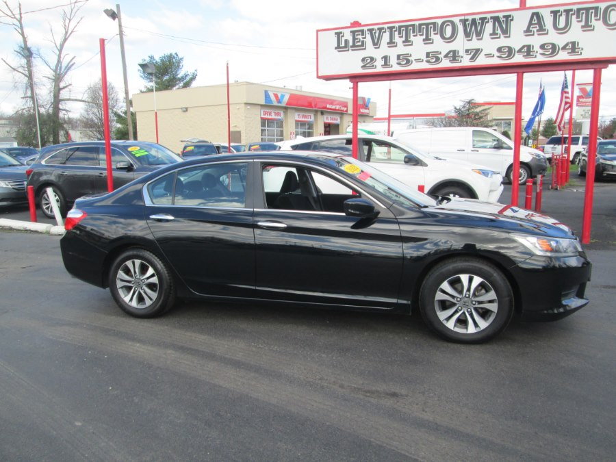 Used 2013 Honda Accord Sdn in Levittown, Pennsylvania | Levittown Auto. Levittown, Pennsylvania