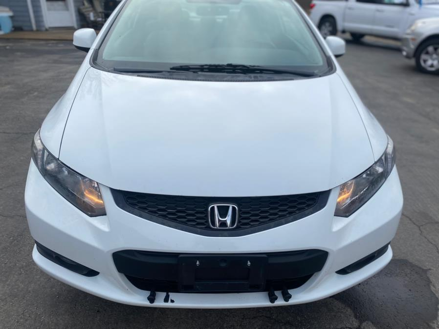 Used Honda Civic Cpe 2dr Auto LX 2013 | VIP on 6 LLC. Hampton, Connecticut