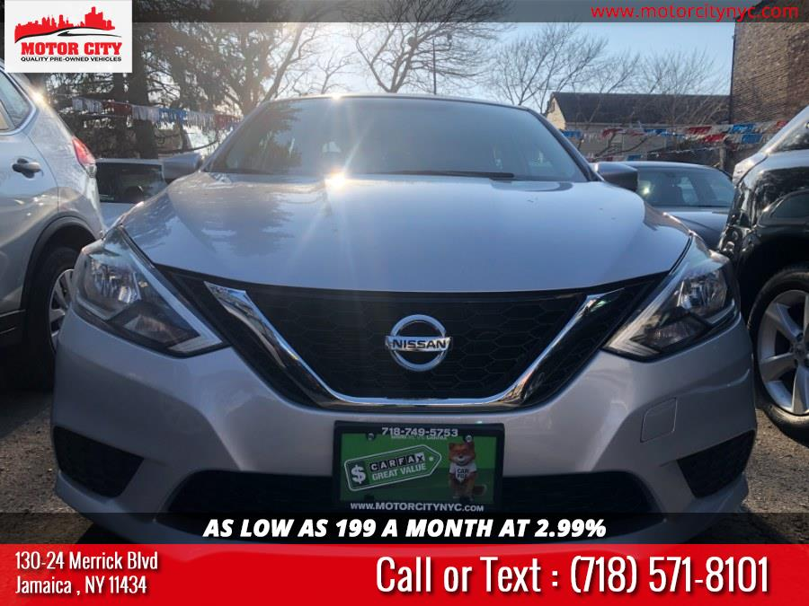 Used 2016 Nissan Sentra in Jamaica, New York | Motor City. Jamaica, New York