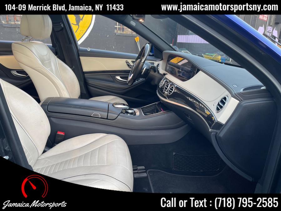 Used Mercedes-Benz S-Class S 560 4MATIC Sedan 2018   Jamaica Motor Sports . Jamaica, New York