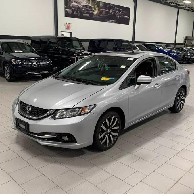 Used 2015 Honda Civic Sedan in Bayshore, New York | Peak Automotive Inc.. Bayshore, New York