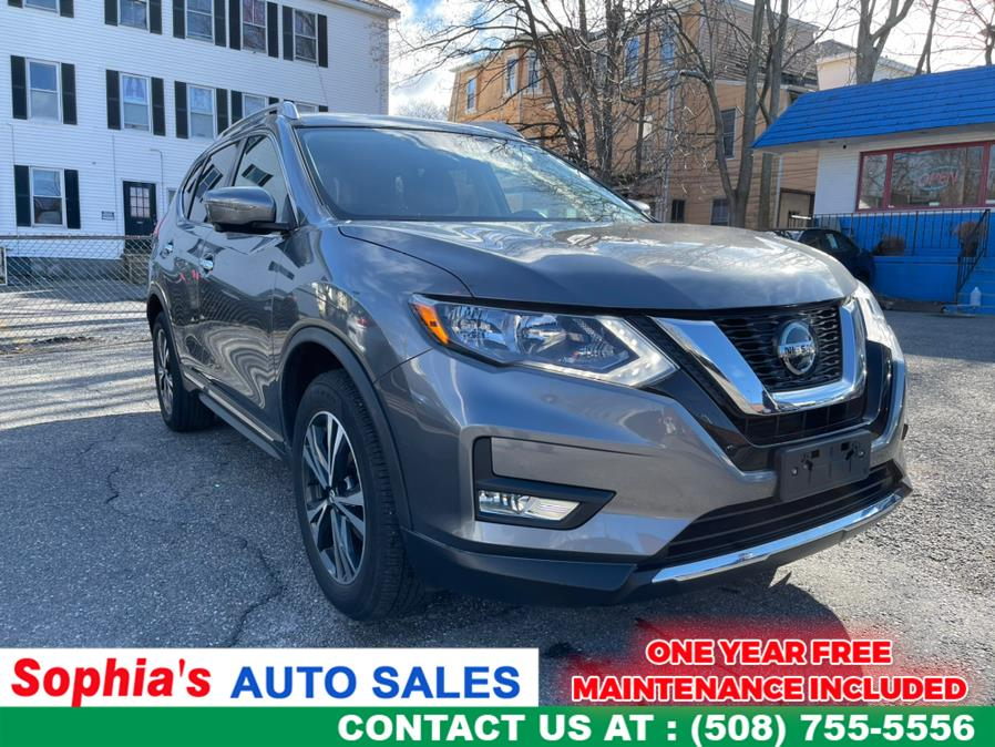 Used 2018 Nissan Rogue in Worcester, Massachusetts | Sophia's Auto Sales Inc. Worcester, Massachusetts