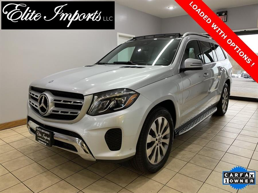 Used Mercedes-benz Gls GLS 450 2017 | Elite Imports LLC. West Chester, Ohio