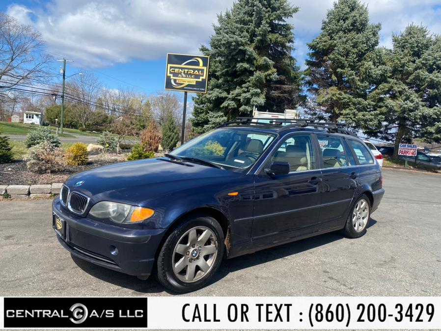 Used BMW 3 Series 325xi 4dr Sport Wgn AWD 2002 | Central A/S LLC. East Windsor, Connecticut