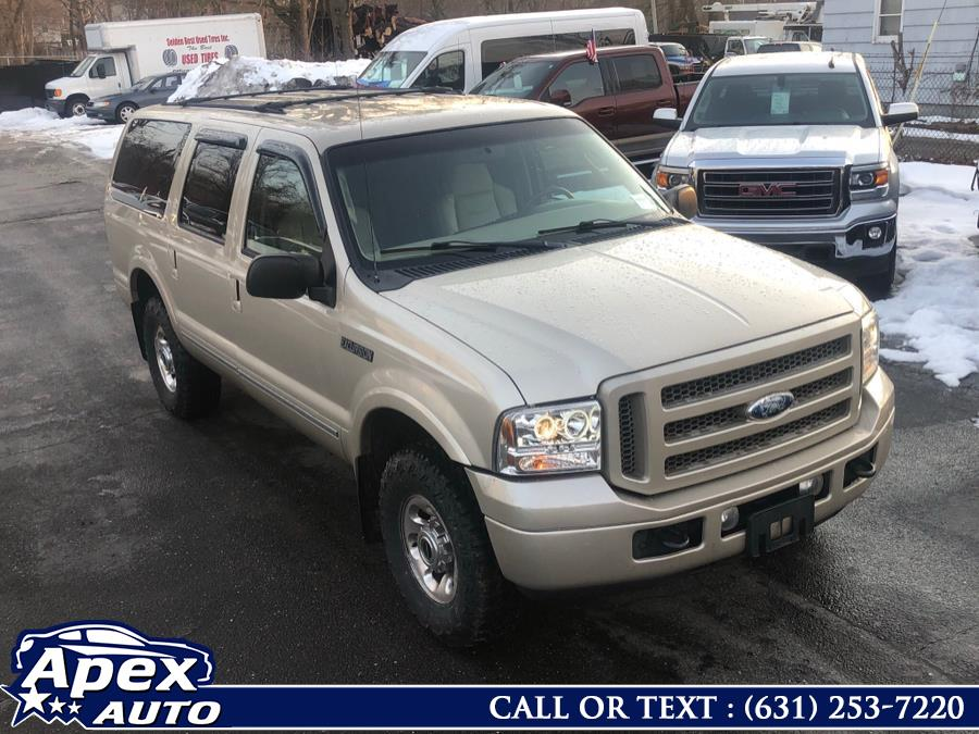 """Used Ford Excursion 137"""" WB 6.8L Limited 4WD 2005 