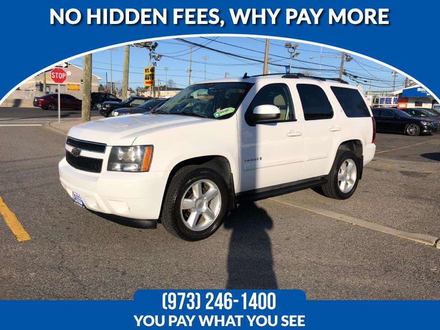 Used Chevrolet Tahoe 4WD 4dr 1500 LTZ 2007 | Route 46 Auto Sales Inc. Lodi, New Jersey