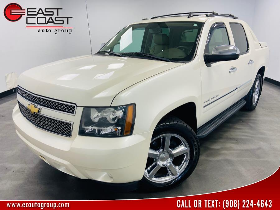 Used Chevrolet Avalanche 4WD Crew Cab LTZ 2011 | East Coast Auto Group. Linden, New Jersey