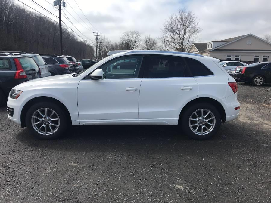 Used 2012 Audi Q5 in Berlin, Connecticut | Auto Drive Sales And Service. Berlin, Connecticut