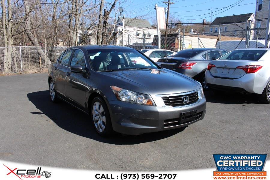 Used 2009 Honda Accord EX-L w/Navi in Paterson, New Jersey | Xcell Motors LLC. Paterson, New Jersey