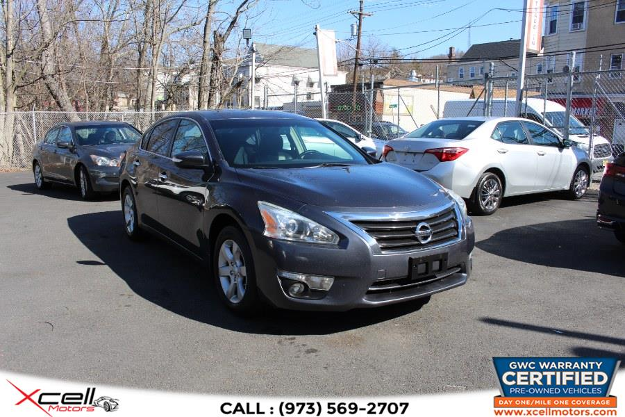 Used 2013 Nissan Altima SL in Paterson, New Jersey | Xcell Motors LLC. Paterson, New Jersey