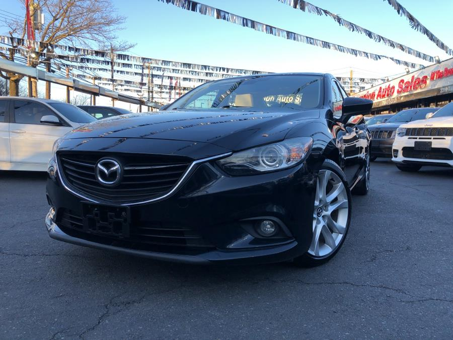 Used 2014 Mazda Mazda6 in Bronx, New York | Champion Auto Sales Of The Bronx. Bronx, New York