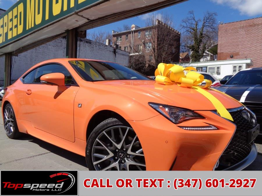 Used 2017 Lexus RC300 in Jamaica, New York | Top Speed Motors LLC. Jamaica, New York