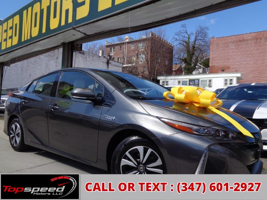 Used 2017 Toyota Prius Prime in Jamaica, New York | Top Speed Motors LLC. Jamaica, New York