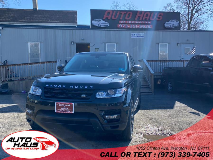 Used 2014 Land Rover Range Rover Sport in Irvington , New Jersey | Auto Haus of Irvington Corp. Irvington , New Jersey