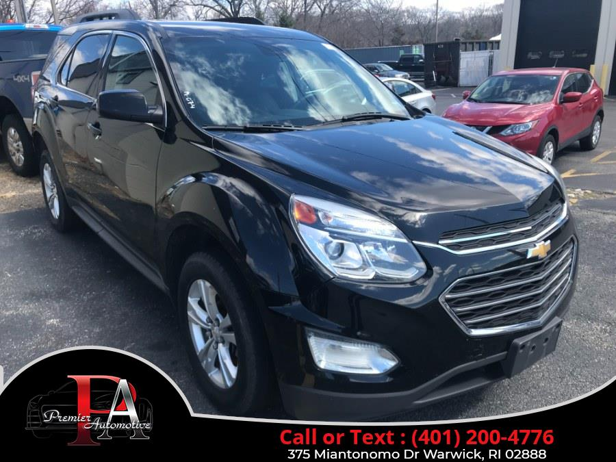 Used 2016 Chevrolet Equinox in Warwick, Rhode Island | Premier Automotive Sales. Warwick, Rhode Island