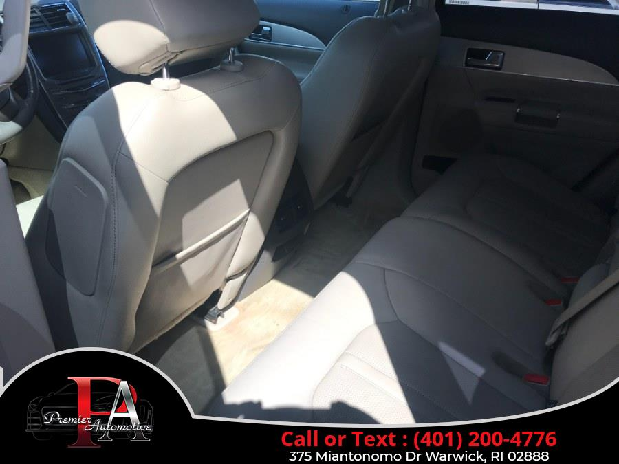 Used Lincoln MKX AWD 4dr 2013 | Premier Automotive Sales. Warwick, Rhode Island