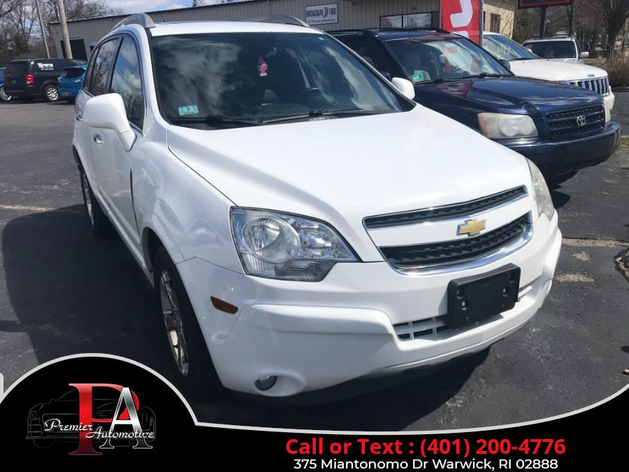 Used Chevrolet Captiva Sport Fleet FWD 4dr LT 2014 | Premier Automotive Sales. Warwick, Rhode Island