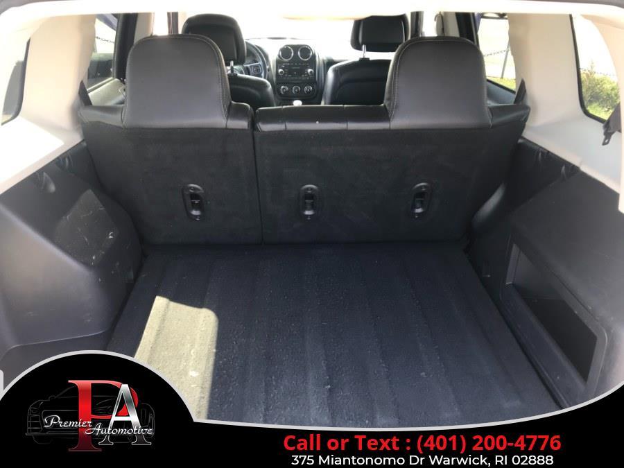 Used Jeep Patriot FWD 4dr High Altitude Edition 2016 | Premier Automotive Sales. Warwick, Rhode Island