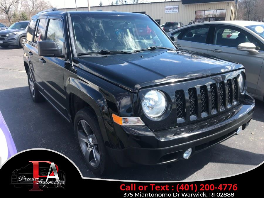 Used Jeep Patriot FWD 4dr High Altitude Edition 2016 | Premier Automotive Sales. Warwick, Rhode Island