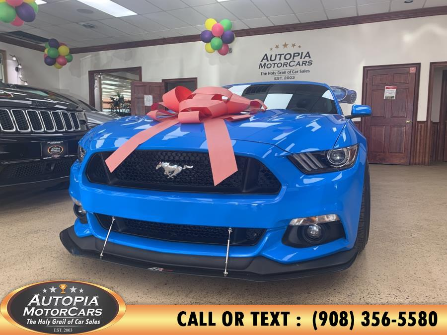 Used 2017 Ford Mustang in Union, New Jersey | Autopia Motorcars Inc. Union, New Jersey