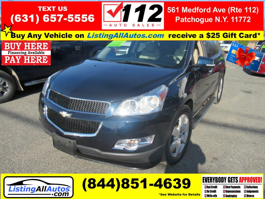 Used 2011 Chevrolet Traverse in Patchogue, New York | www.ListingAllAutos.com. Patchogue, New York
