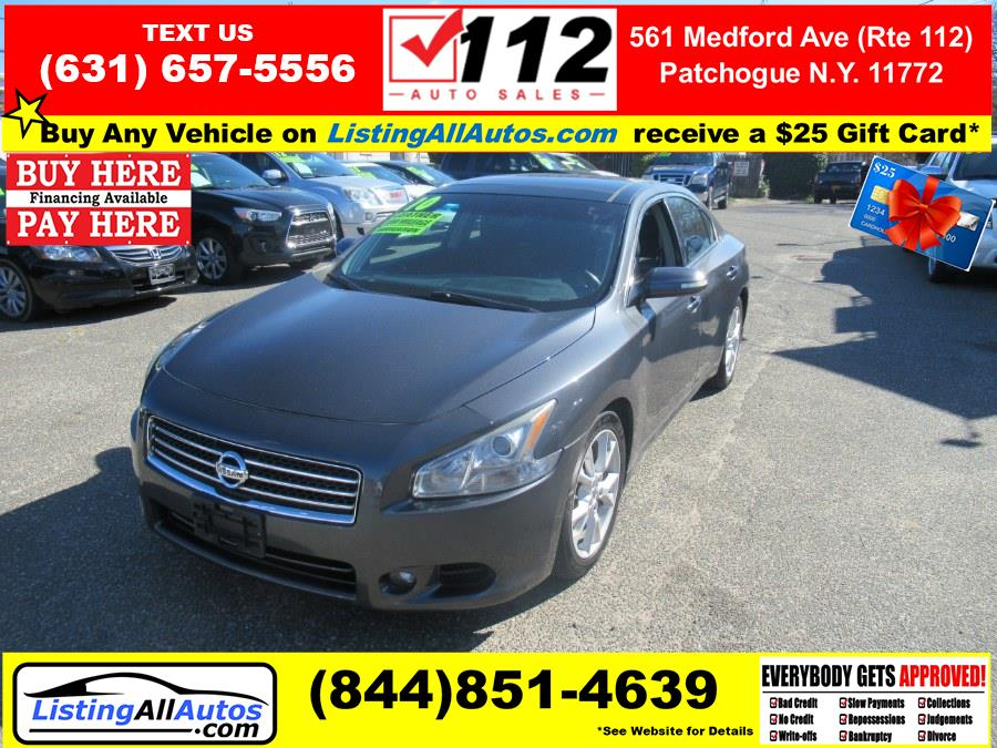 Used 2010 Nissan Maxima in Patchogue, New York | www.ListingAllAutos.com. Patchogue, New York