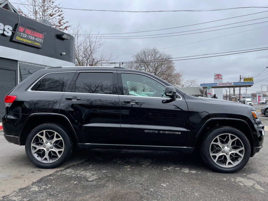 Used Jeep Grand Cherokee Limited 4x4 STERLING EDITION 2018 | Champion Auto Sales. Hillside, New Jersey