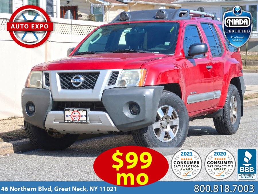 Used 2010 Nissan Xterra in Great Neck, New York | Auto Expo Ent Inc.. Great Neck, New York