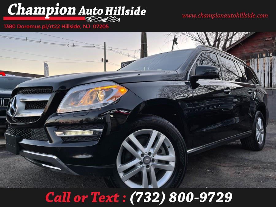 Used 2015 Mercedes-Benz GL-Class in Hillside, New Jersey | Champion Auto Hillside. Hillside, New Jersey