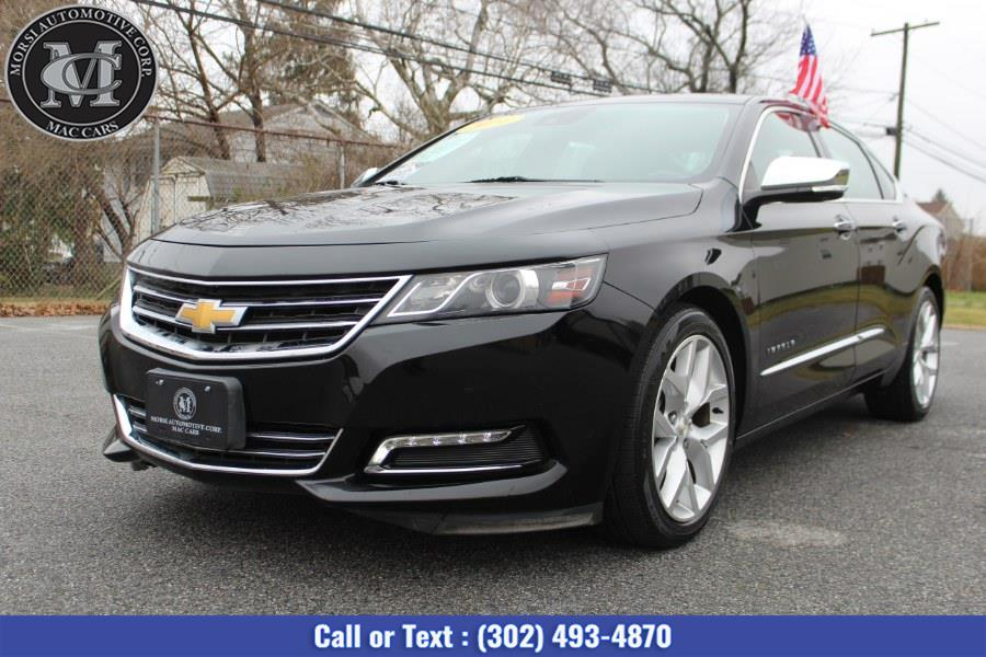 Used Chevrolet Impala 4dr Sdn LTZ w/2LZ 2014 | Morsi Automotive Corp. New Castle, Delaware