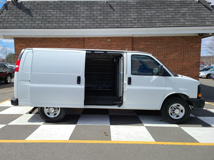 Used Chevrolet Express Cargo Van RWD 3500 2015 | National Auto Brokers, Inc.. Waterbury, Connecticut